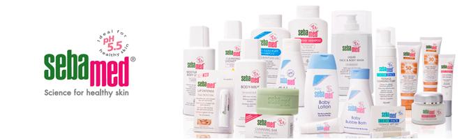 【德国最值得购买的护肤产品(四)——施巴 (Sebamed)】美丽源自于健康肌肤