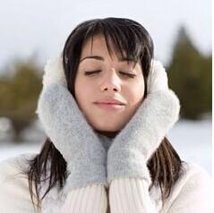 寒流来袭 冷飕飕的冬季OUT!