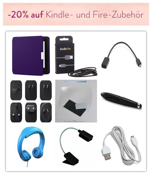 德国亚马逊 Kindle和Fire配件特卖