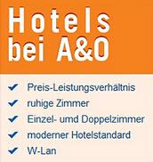 A&O Hotels 双人间 三天两夜