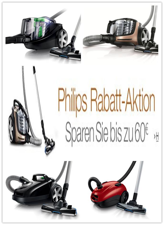 Philips 飞利浦吸尘器优惠