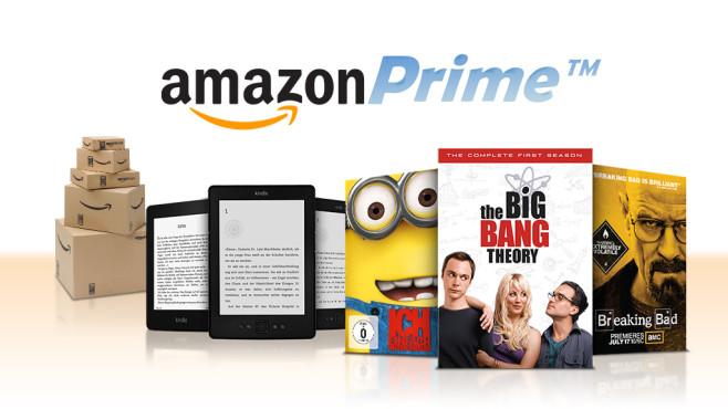 德国亚马逊 Amazon Prime会员